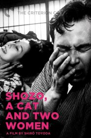 Shozo, a Cat and Two Women 1956